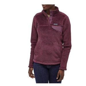 Women's Purple Patagonia Pull Over